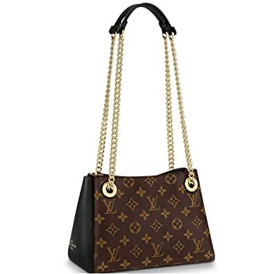 Louis Vuitton Monogram Canvas Surene BB Shoulder Handbag Noir Article   M43775  Handbags  Amazon.com