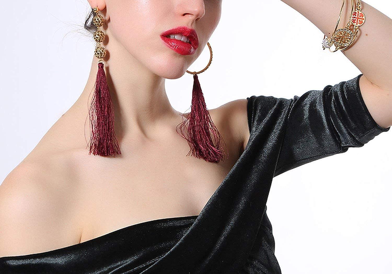 Dayday-Summer Female Bangle Accessory Orange /& Black Acrylic Pearl Cross Round Charm Enamel Bangle Sets