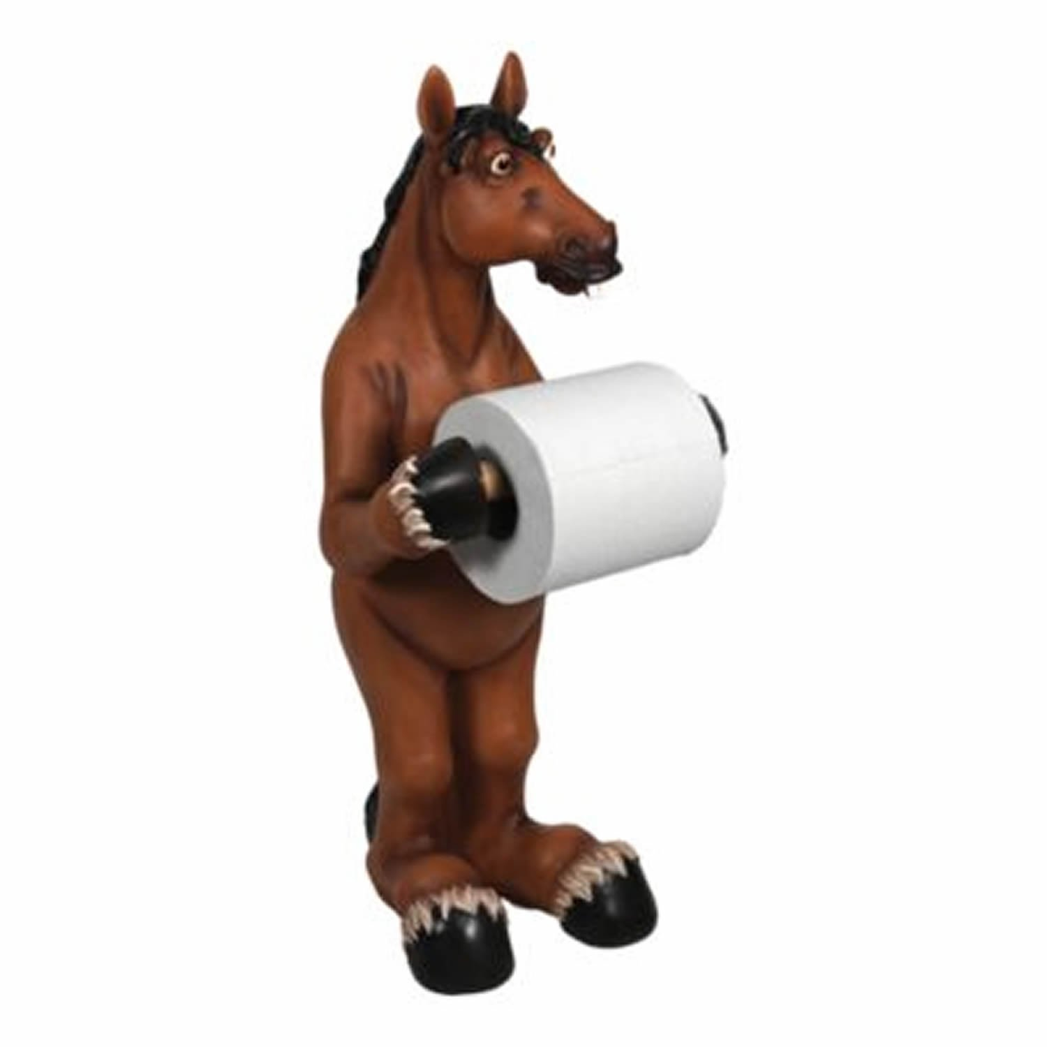 Amazon Rivers Edge Products Standing Horse Toilet Paper