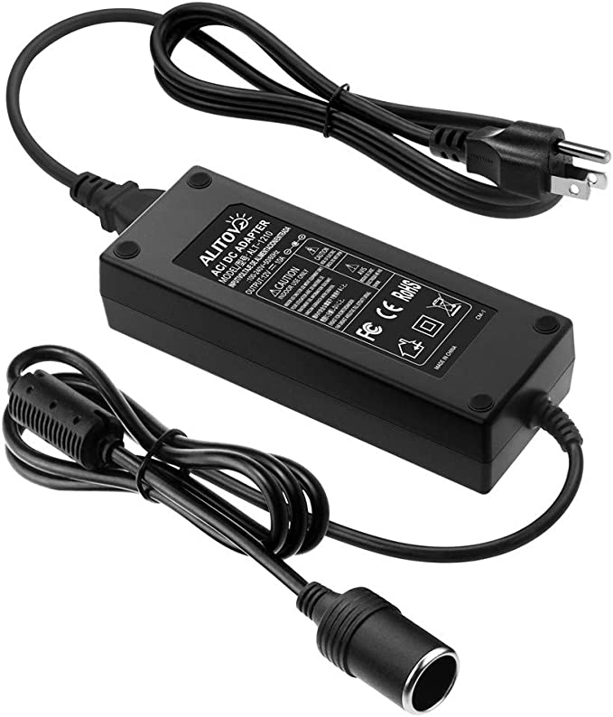 DC12V-12A Universal AC Adapter 12V 12A Power Supply 144W max 10A 8A All Compatible AC110V to DC12V Power Driver Converter Inverter Charger Transformer AC-DC Adapter