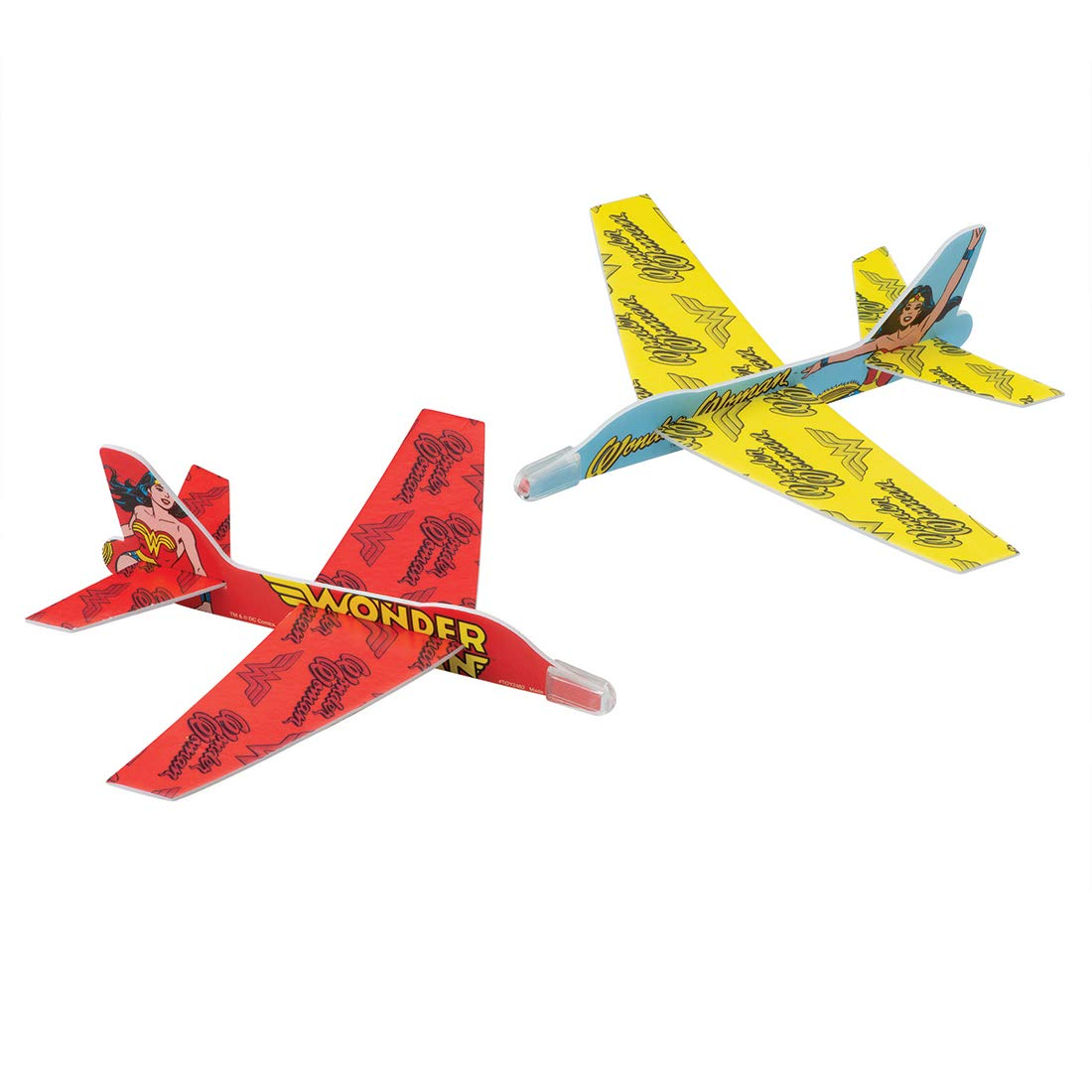 SmileMakers Wonder Woman Gliders - Prizes 48 per Pack by SmileMakers