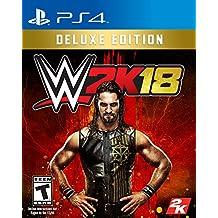 WWE 2K18 Standard Edition - PS4