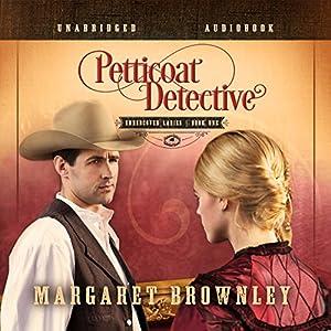 Petticoat Detective Audiobook