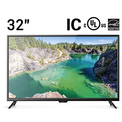 PrimeCables HD TV 720p with LED Backlit, 32