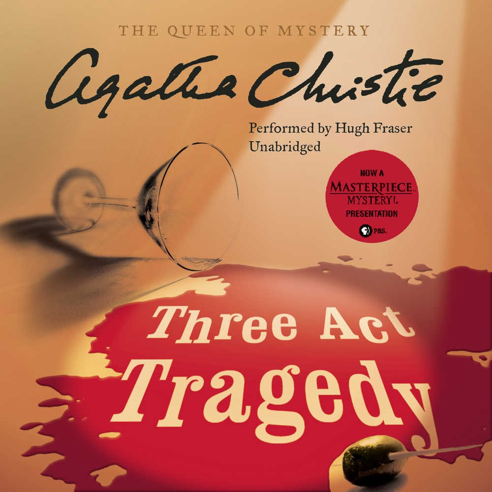 Download Three Act Tragedy: A Hercule Poirot Mystery  (Hercule Poirot Mysteries, Book 10) (Hercule Poirot Mysteries (Audio)) pdf