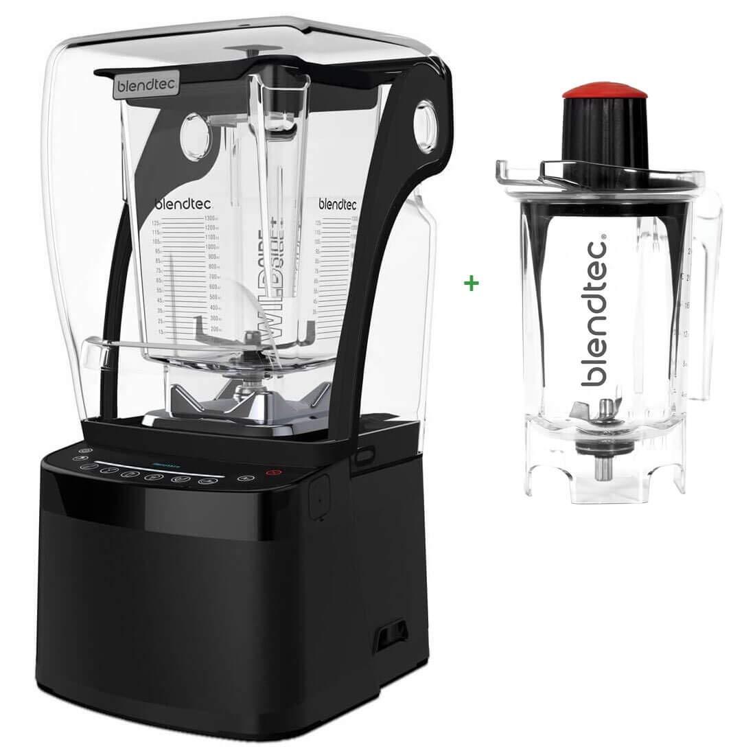 Pack Promo Blendtec Professional 800 negro + Twister Jar 800 ml ...