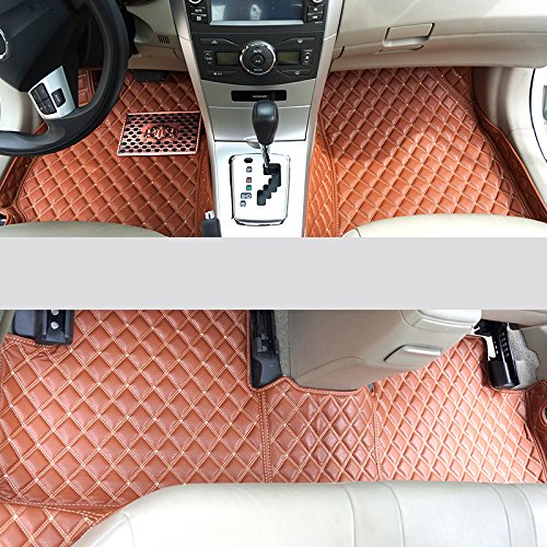 car mat for lexus ct200 - 6