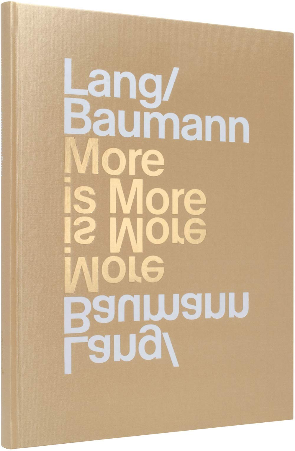 Download Lang/Baumann: More is More ebook