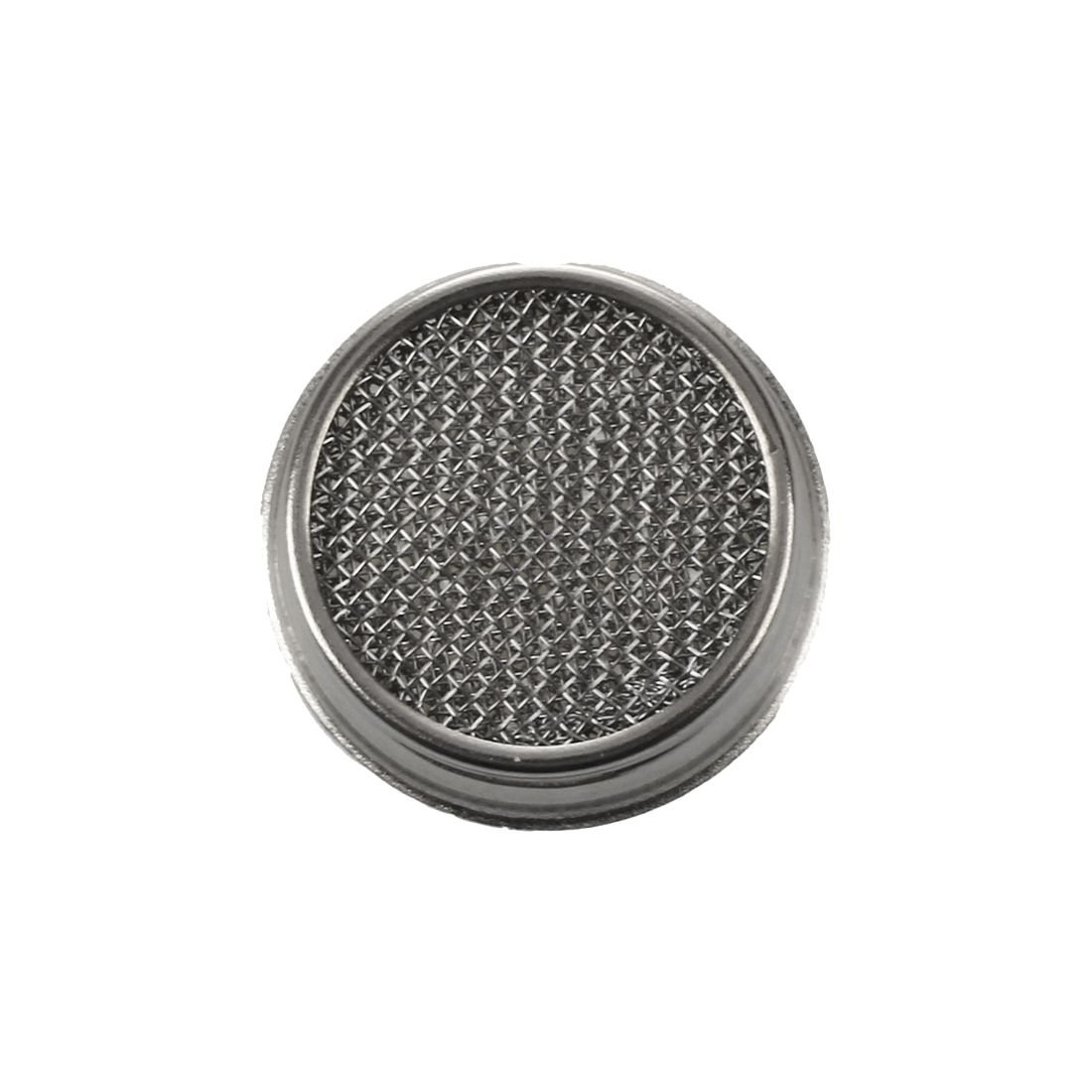 SODIAL(R) Kitchen/Bathroom Faucet Sprayer Strainer Tap Filter---White and Silver by SODIAL(R) (Image #3)