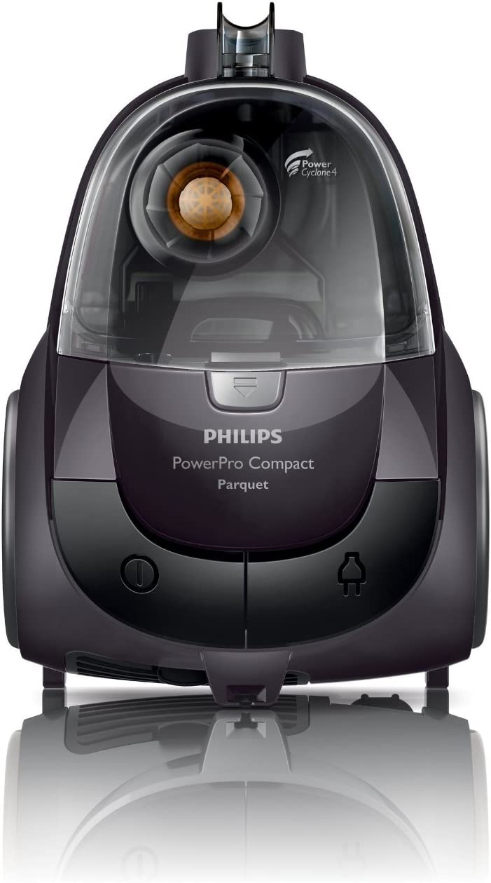 Philips PowerPro Compact - Aspirador sin bolsa con tecnología ...