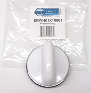 Major Appliances WH01X10061 Washing Machine Control Timer Knob for GE PS268451 AP2044505