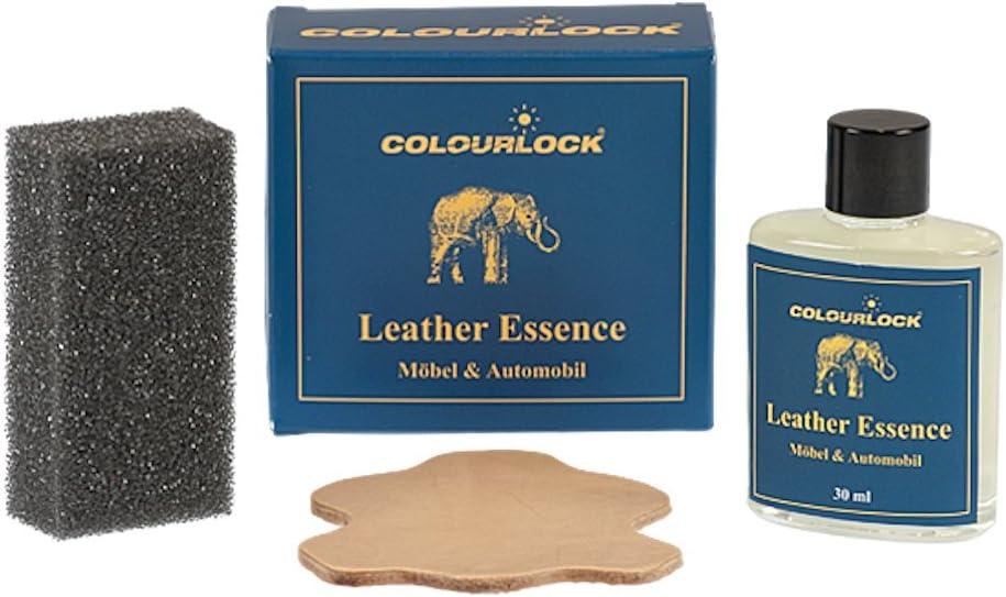 COLOURLOCK Perfume Olor Cuero/Piel Coches, Muebles, Bolsos y Prendas de Vestir