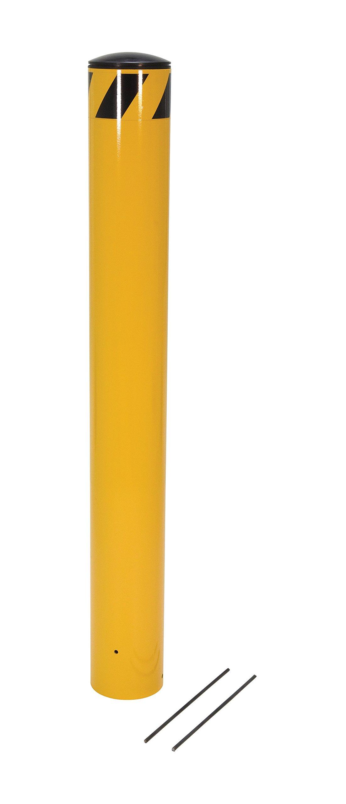 Vestil BOLPP-48-5.5 Pour In Place Bollard, 5-1/2'' OD, 58-1/2'' Overall Height