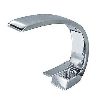 Rozin Creative Design Bathroom Sink Faucet Single Handle Mixer Tap