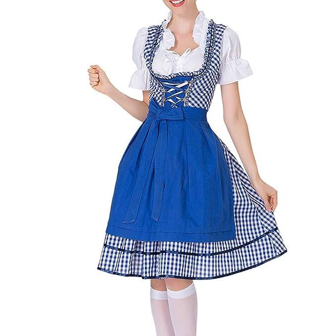 beetleNew Mujer Ropa 2PCS Disfraces de Halloween Vestido ...