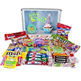 Happy 60th Birthday Gift - Candy Giftset - Making The World Brighter Since ...