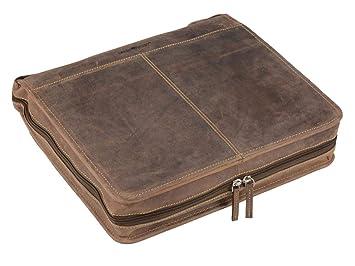 Vintage carpeta de cartón A4 marrón Monolith carpeta Agenda ...