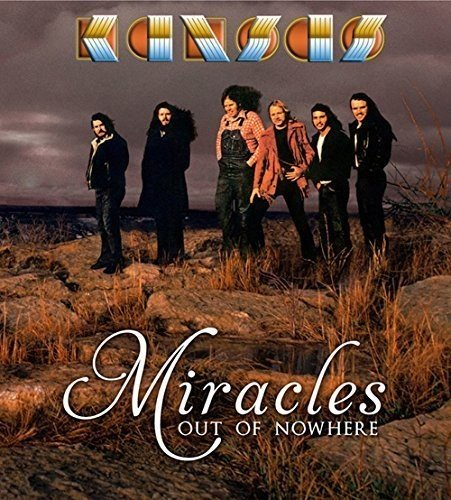 CD : Kansas - Miracles Out of Nowhere (Limited Edition, With DVD, Japan - Import)