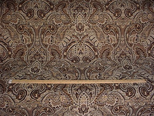Craftex / Victor Forstmann K37210HR - Anatolian Kilim / Ikat Chenille Tapestry Designer Upholstery Drapery Fabric - By the ()