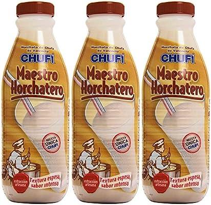 Chufi Maestro Horchatero - Horchata Textura espesa, sabor intenso ...