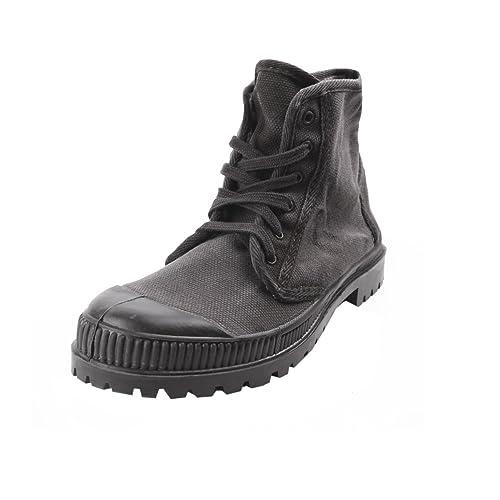 Natural World - Zapatillas de Deporte Mujer, negro (negro), 37 EU: Amazon.es: Zapatos y complementos