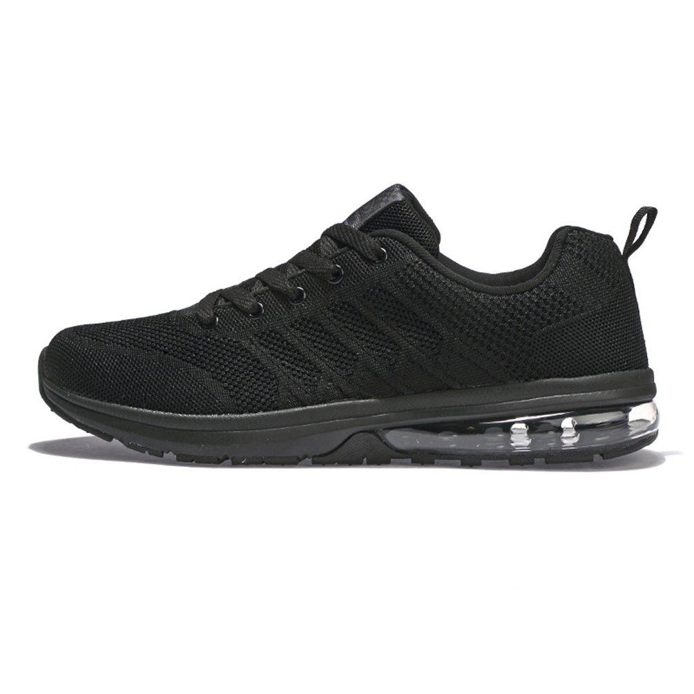 LFEU - Zapatillas de Atletismo Hombre 45 EU Negro