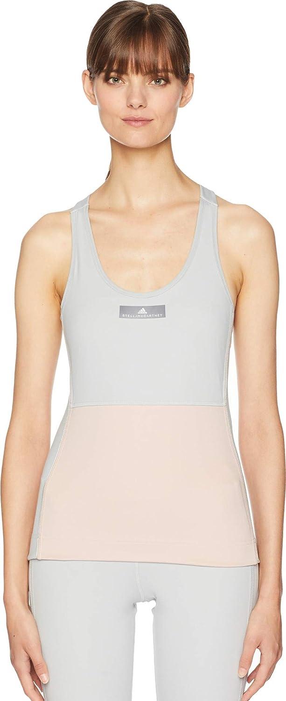 Amazon.com: adidas by Stella McCartney Yoga Comfort Tank ...