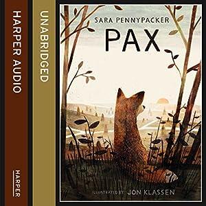 Pax Audiobook
