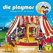 Manege frei für die Playmos (Die Playmos 9) | Simon X. Rost, Florian Fickel