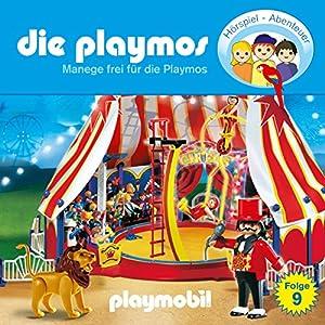 Manege frei für die Playmos (Die Playmos 9) Hörspiel