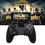 ETbotu Wireless Bluetooth Gamepad Remote Game Controller Joystick for PUBG