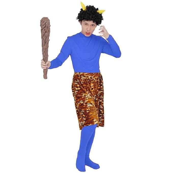 Amazon.com: patymo Festival de Oni (Demon) traje – Disfraz ...