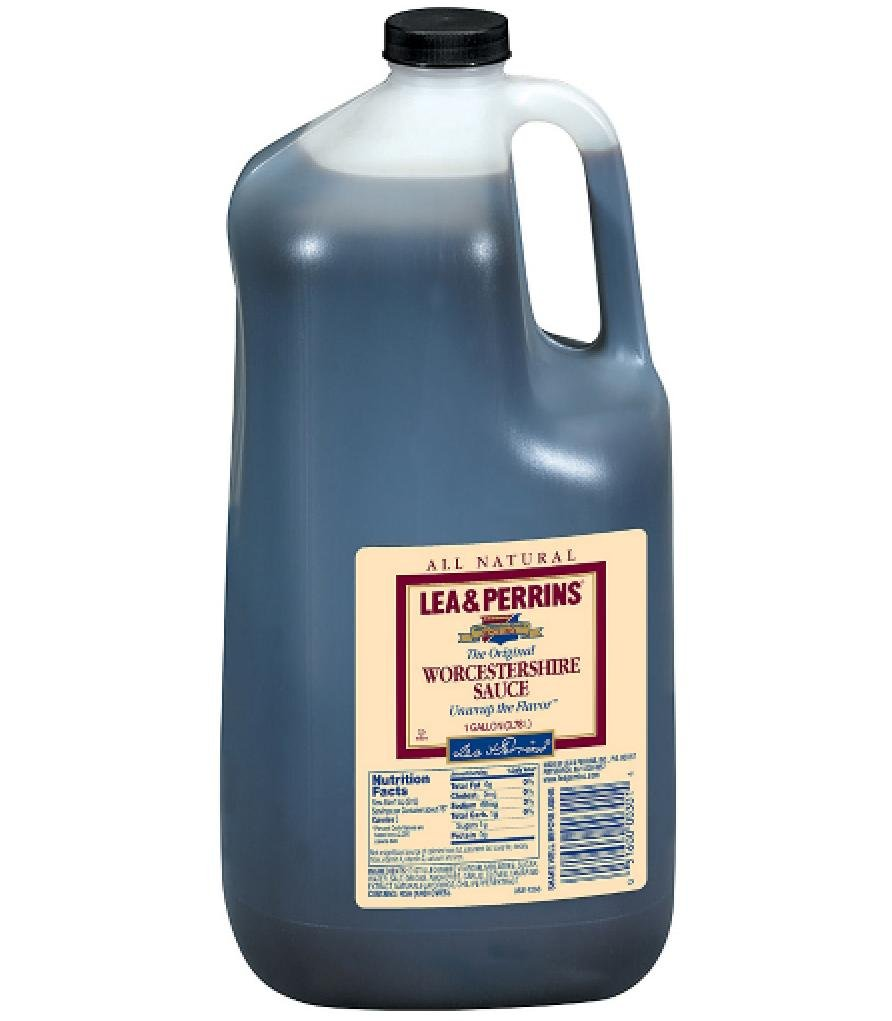 Lea & Perrins Worcestershire Sauce, 1 Gallon