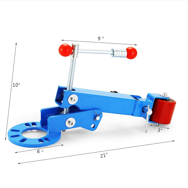 Mophorn Fender Roller Reforming Erweiterung B/ördelger/ät f/ür Kotfl/ügel Abfackeln Ehemalige Heavy Dut PKW Standard B/ördelwerkzeug