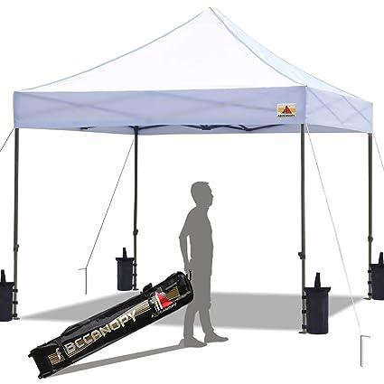 Amazon com : ABCCANOPY Pop up Canopy Tent Commercial Instant