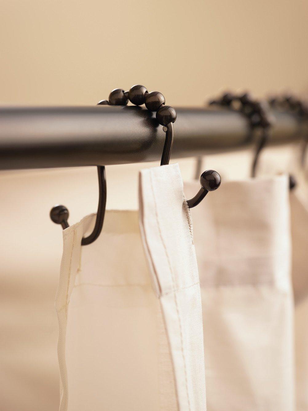 Amazon Moen SR2201OWB Shower Curtain Ring Bronze Home Improvement