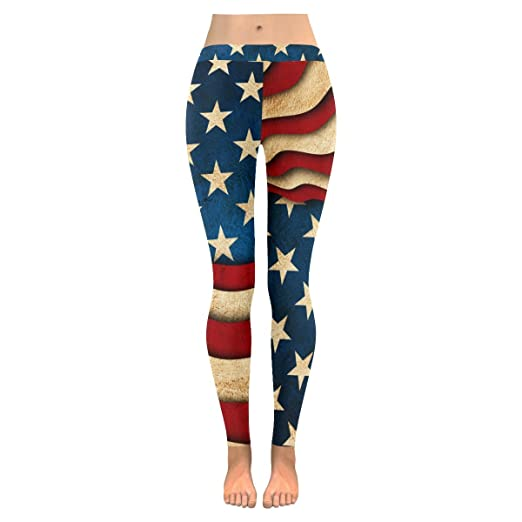 InterestPrint Custom Unique Stretchy Leggings Skinny Pants for Yoya Running Pilates Gym(2XS-5XL)