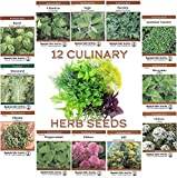 Living Whole Foods Assortment of 12 Culinary Herb