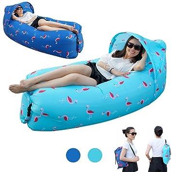 Cama/sofá/barco de aire portátil de KKG®, hinchable ...