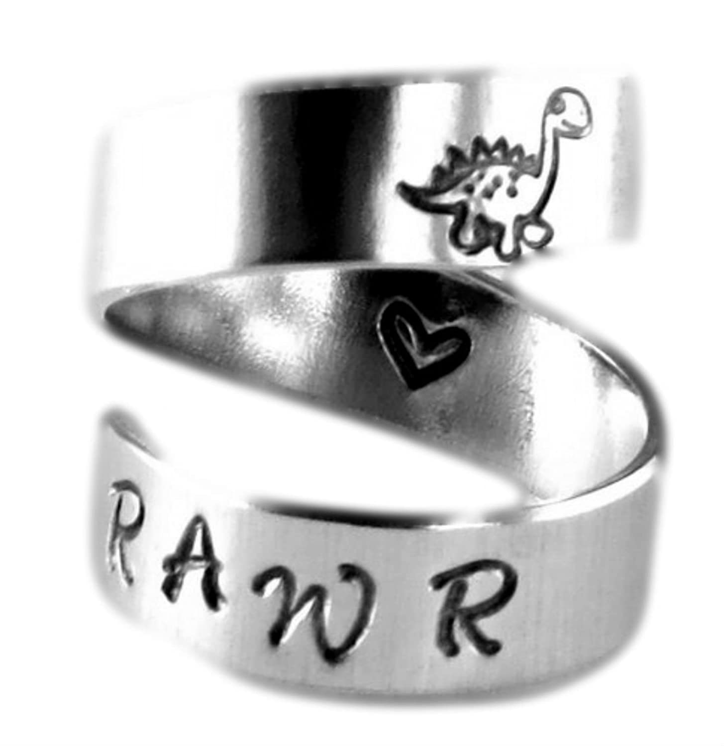 in shaped animal dinosaur original products rings rex silver sizes us to ring t wrap sterling