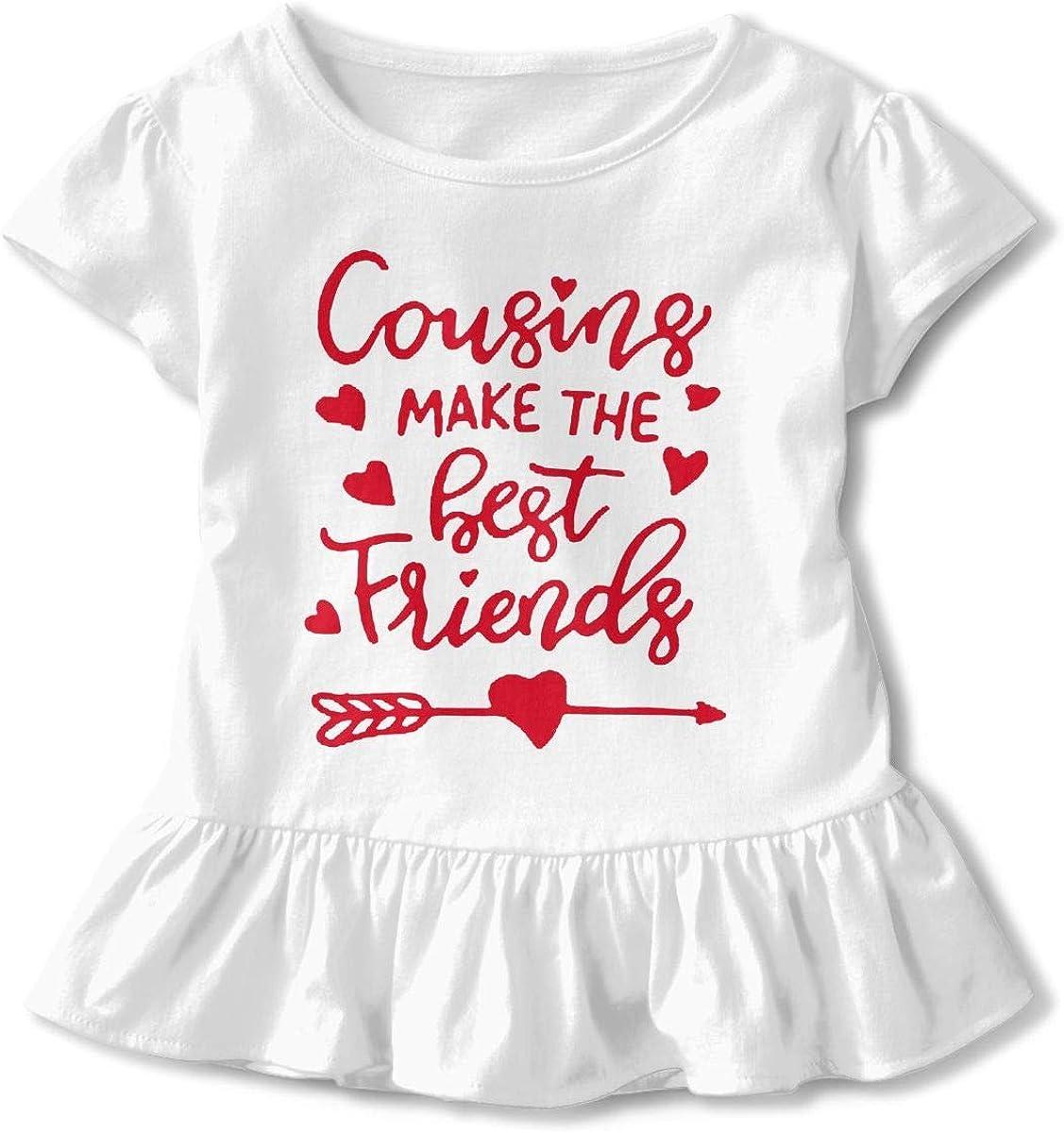 Merry Christmas /& Happy Year Baby Skirts Lovely Kids T Shirt Dress Soft Flounces Skort