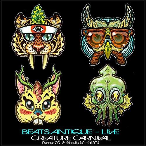 Beauty Beats (Live) [feat. Empire Strikes Brass]