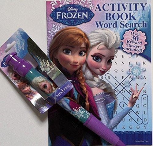 Disney Frozen Super Deluxe Party Pack - Disney Frozen Projector Pen Super Set