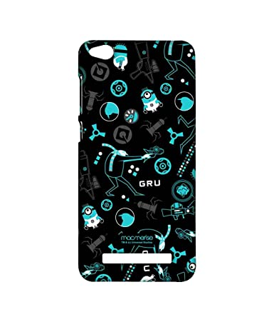 Amazon.com: Gru Mania Teal - Sublime Case for Xiaomi Redmi ...