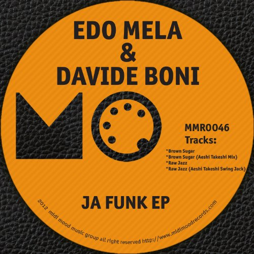 Ja Funk By Edo Mela & Davide Boni On Amazon Music