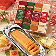 Cheese Bars with Slicer from The Swiss Colony