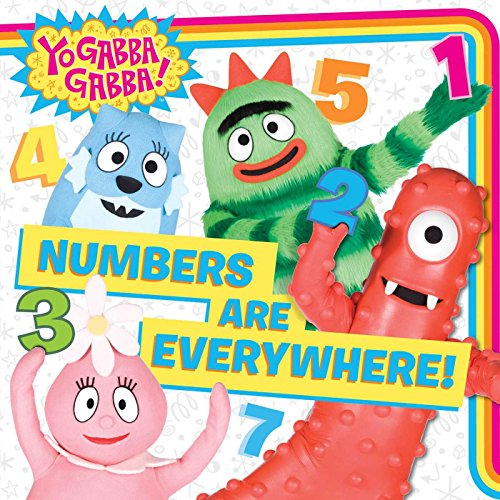Numbers Are Everywhere! (Yo Gabba Gabba!)