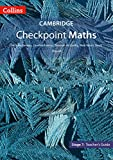 Collins Cambridge Checkpoint Maths – Cambridge Checkpoint Maths Teacher Guide Stage 7