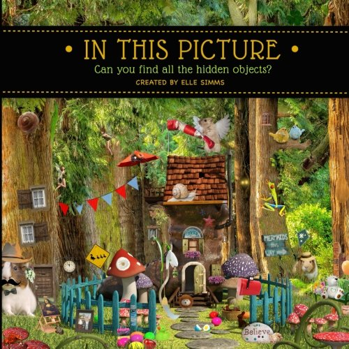 In This Picture: Can you find all the hidden -