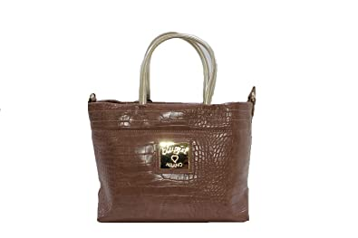 newest collection clearance prices look out for BLUGIRL , Sac à main pour femme Marron bronze b29xL13xH22cm ...